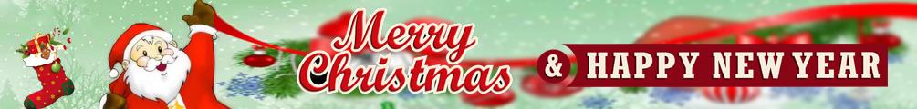 圣诞快乐,恭喜发财
